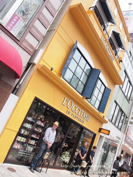 ロクシタン青山店