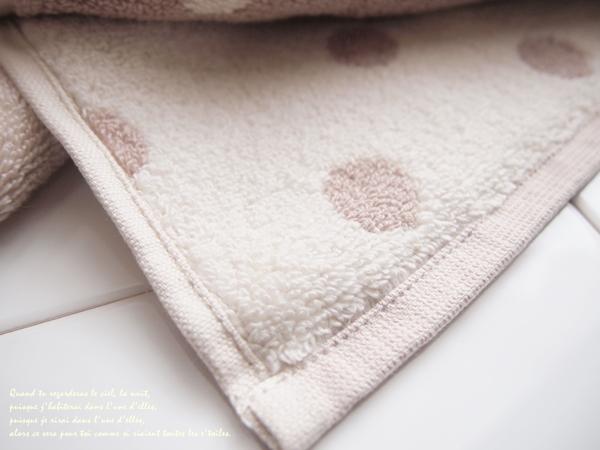 ベルメゾンのオーガニックコットン縫製
