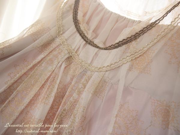 宅配クリーニングのリネットドレス