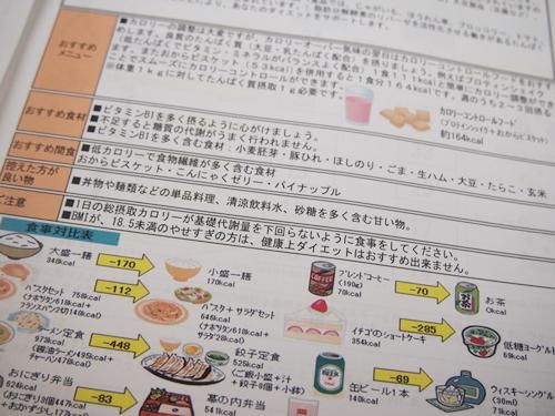 遺伝子ダイエットキットの結果レポート2