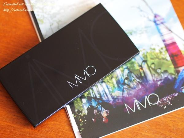 mimcのミネラルクリーミーファンデーションパッケージ
