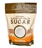 Sweet Tree, Organic Coconut Palm Sugar, Blonde, 16 oz (454 g)
