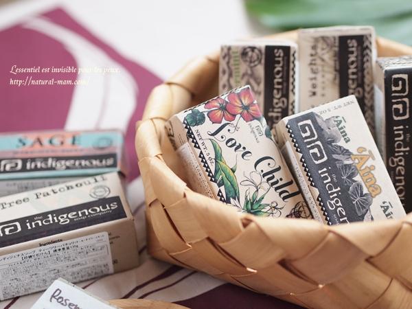 indigenous soap(インディジネスソープ)