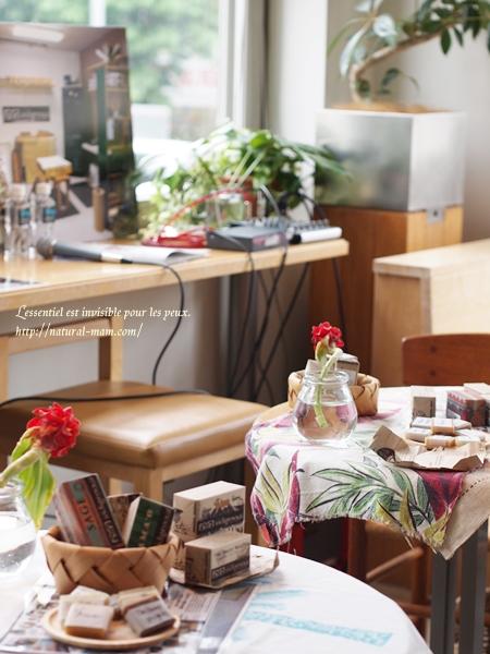 シンシアガーデンカフェスペース