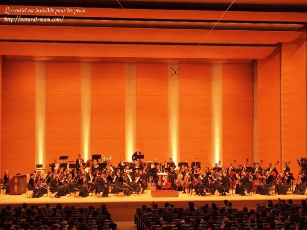 ラフォルジュルネオジャポン0歳からのコンサート会場
