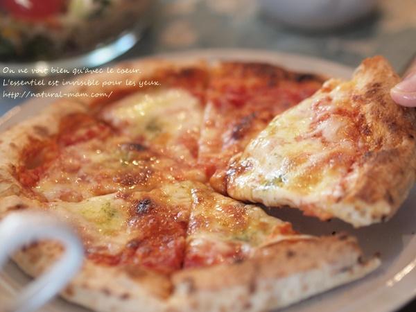 クリスマスパーティーで森山ナポリのお取り寄せピザが活躍