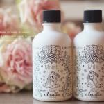 ウェリナオーガニックのココナッツオイル化粧水、アマールカコラボ