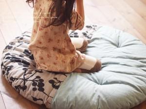 せんべい座布団幼児も使えます