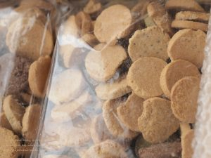 訳あり品のおからクッキーを授乳中のおやつに