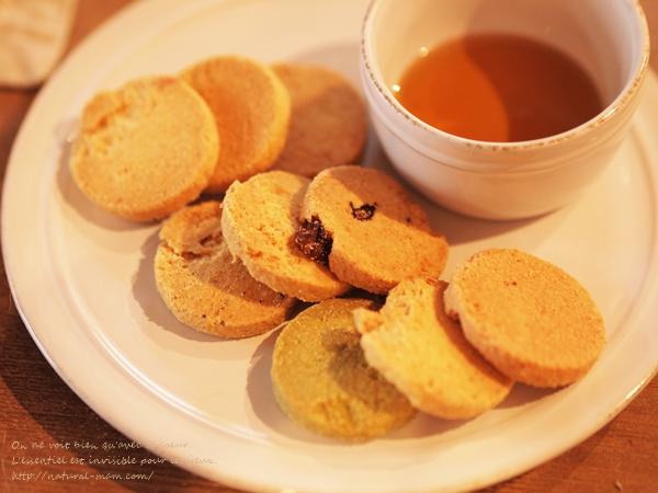 授乳中のおやつにおからクッキー