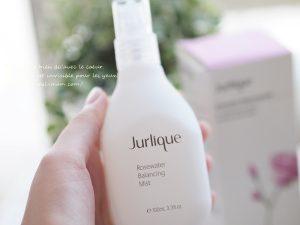 ジュリークのローズ化粧水のサイズ感