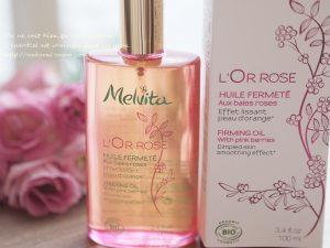 メルヴィータのピンクのオイル