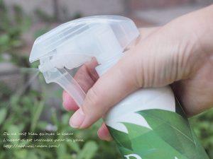 無添加 防虫殺菌スプレー ピレカロール使ってみました