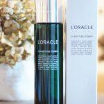 オラクルの化粧水、クラリファイング・トナー
