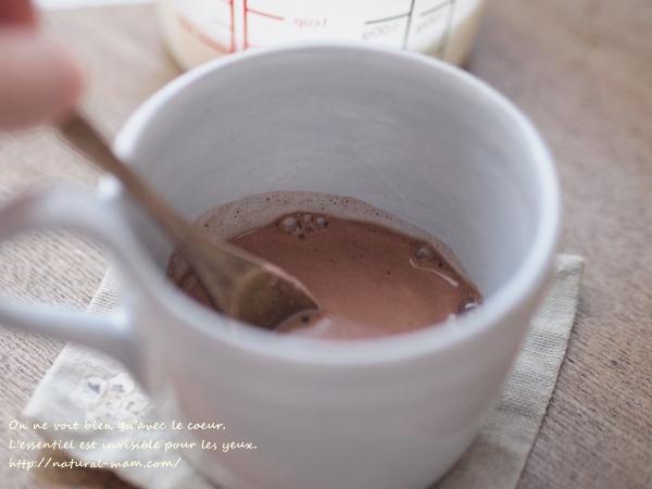 セノビックココア味